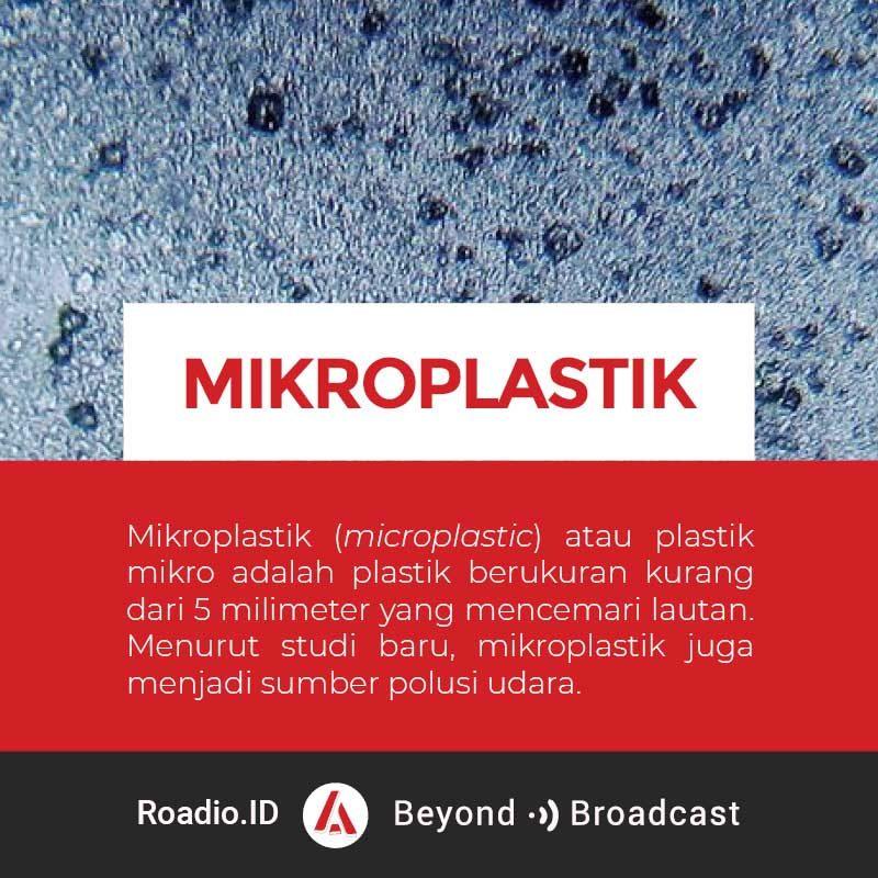 Mikroplastik adalah